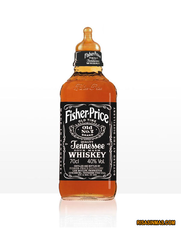 Fisher-Price Whisky