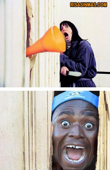 ¡Las vuvuzelas!