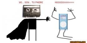 MP3, Yo soy tu padre