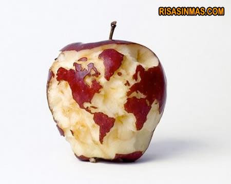 Manzana-mundi