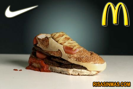 Zapatilla Nike Big Mac