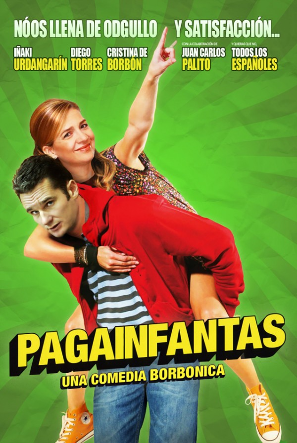 Pagainfantas, la película del año