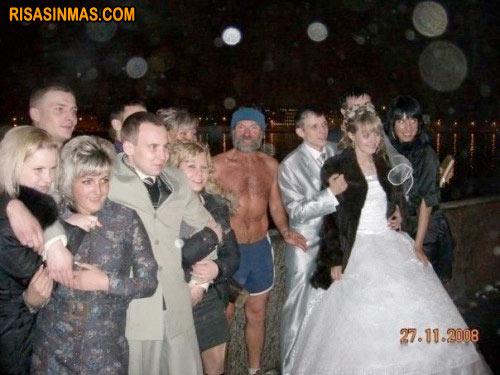 Adivina quién no esta invitado a la boda