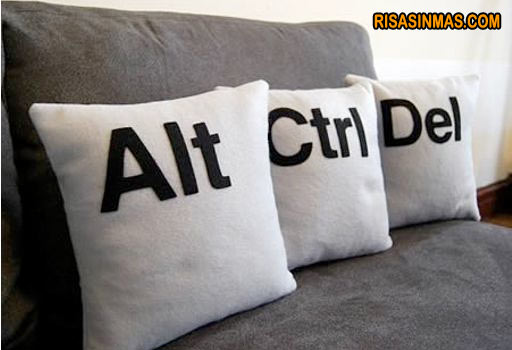 Almohadones geek