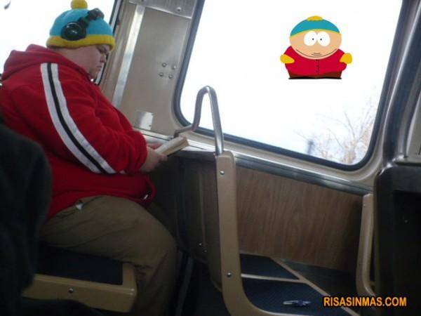 ¡Cartman existe!