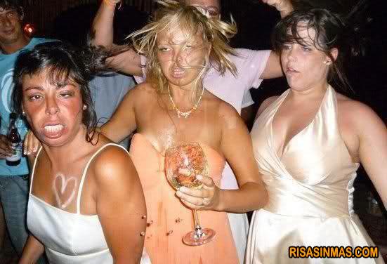 Las chicas no beben