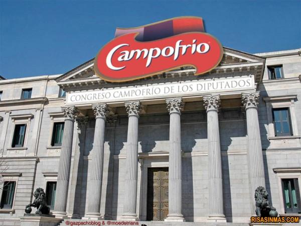 Congreso Campofrio de los Diputados