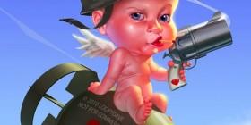Cupido deja las flechas