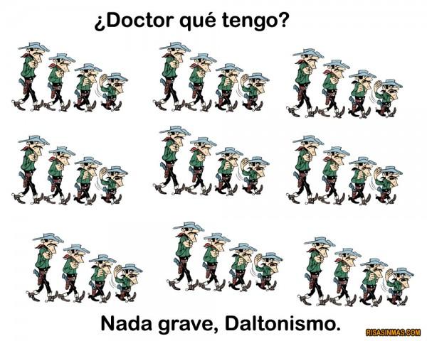 ¿Doctor, qué tengo?