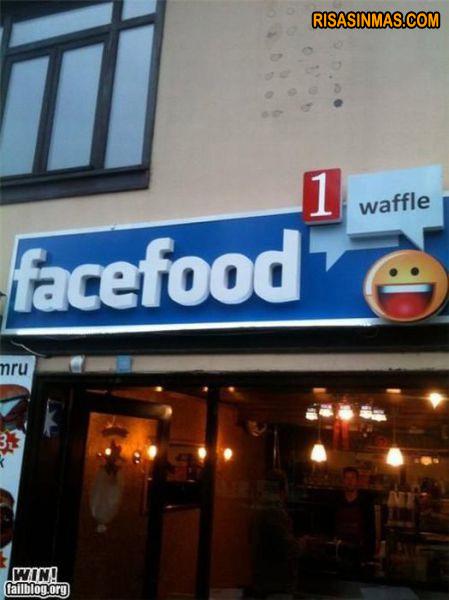 ¿Quedamos en Facefood?