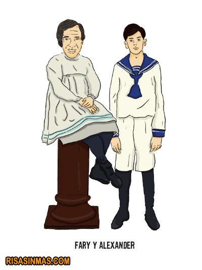 Fary y Alexander