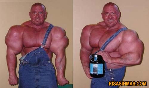 Esteroides-man