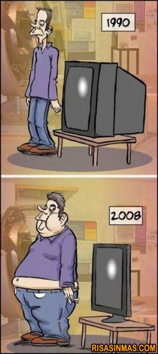 Nosotros y la televisión