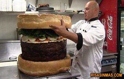 Big Mac XXXXXXXXXXXXL
