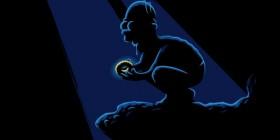 Homer-Gollum
