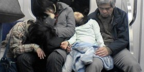 La familia durmiente