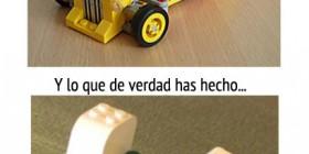 ¿Hacemos un coche con LEGO?