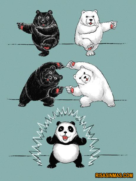 Mutación Panda