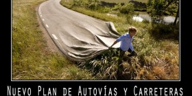 Nuevo Plan de Autovías y Carreteras 2012