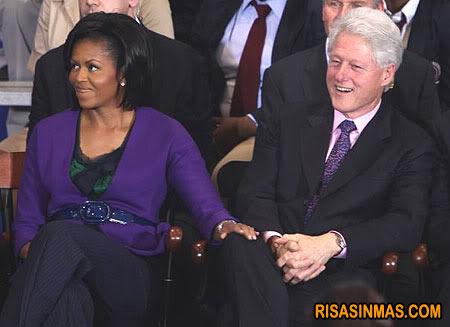 Bill Clinton vuelve