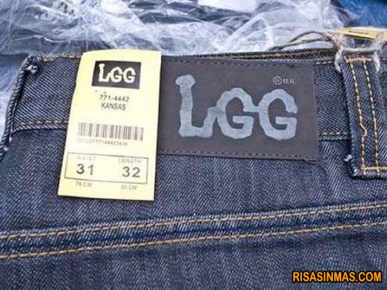 Pantalones LGG