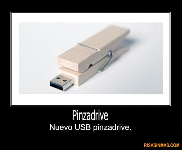 Pinzadrive USB