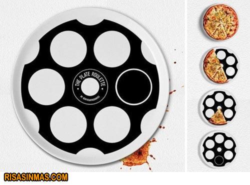 Las pizzas con tus amigos...