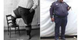 Comparación de peso