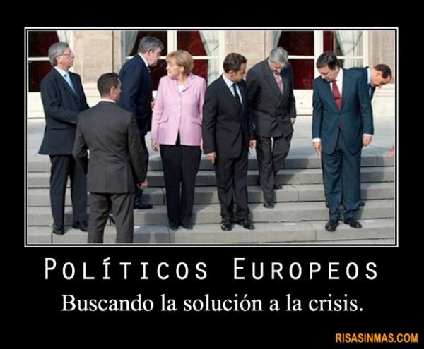 Políticos Europeos