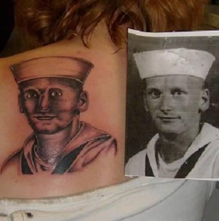 Cuando un tatuaje se convierte en un...