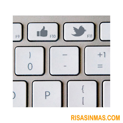 Teclados Socialmedia