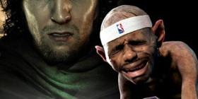 Parodia versión NBA de El señor de los anillos