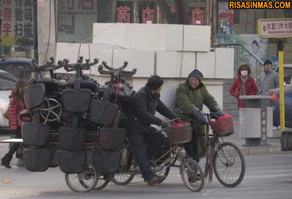 Transportes Made in China