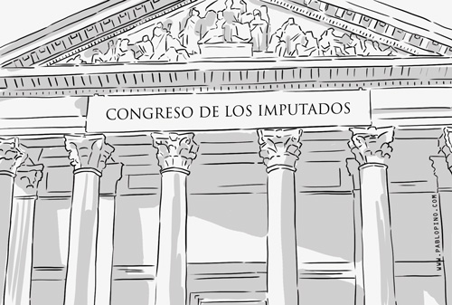 Congreso de los Imputados