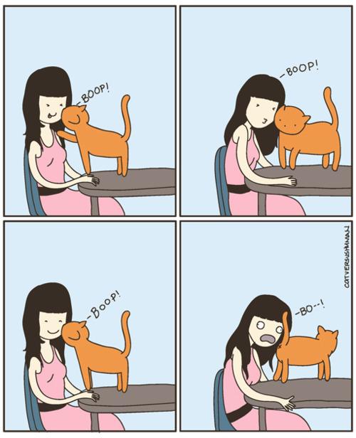 Esos encantadores gatitos