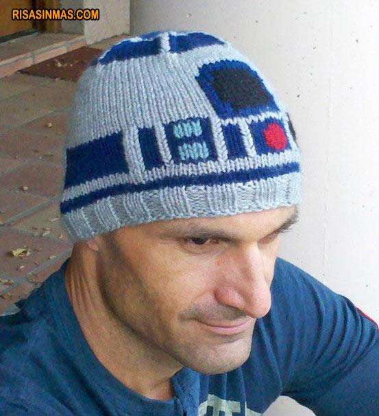 Gorro R2-D2