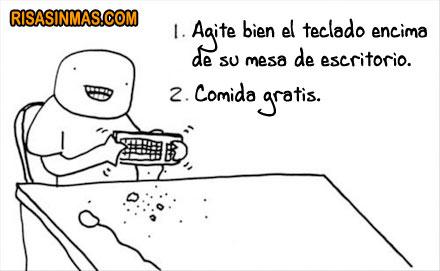 El secreto del teclado