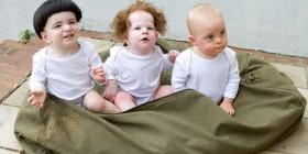 Los tres chiflados (The Three Stooges) versión bebés