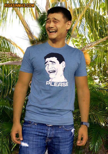 Yao Ming y su Meme