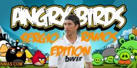Angry Birds Sergio Ramos Edition