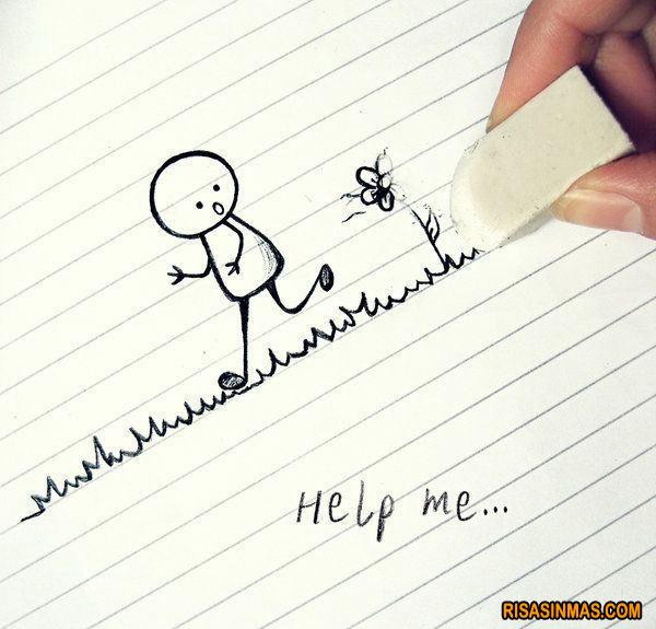 ¡Ayudaaaaaa!