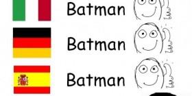 Batman en Suecia