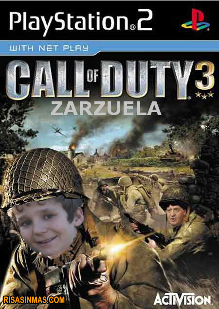 Call of Duty 3: Zarzuela
