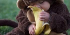 Disfraces de bebé: Mono