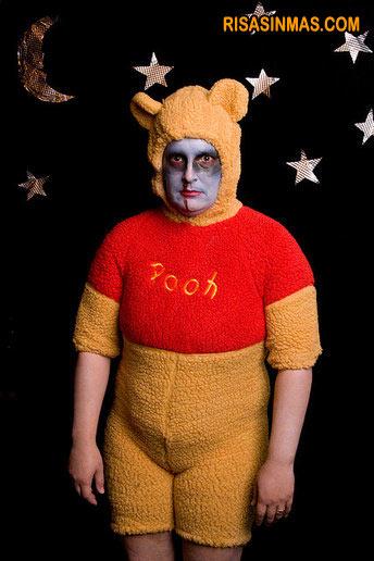 Disfraz de Winnie the pooh