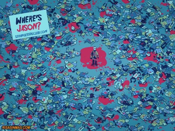 ¿Dónde está Jason?