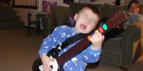 El verdadero Guitar Hero