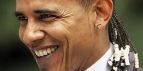 El nuevo look de Barack Obama
