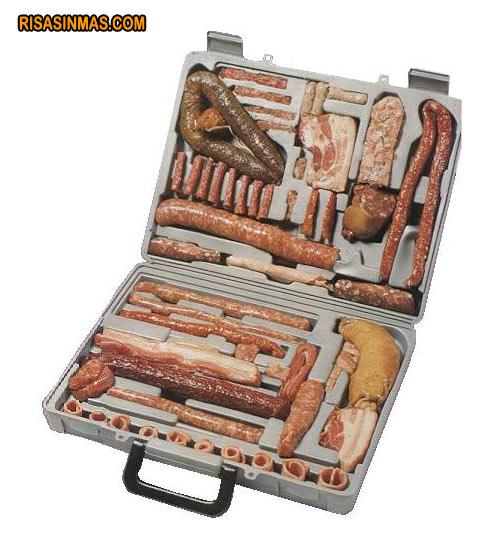 El perfecto maletín...