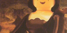 Mona Lisa playmobil